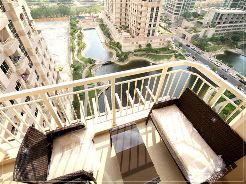 Dubai Apartments - The Greens - Mosela - Hotels and Accommodation in United Arab Emirates, Middle East