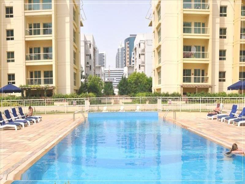 Dubai Apartments - The Greens - Al Sammar - Hotels and Accommodation in United Arab Emirates, Middle East