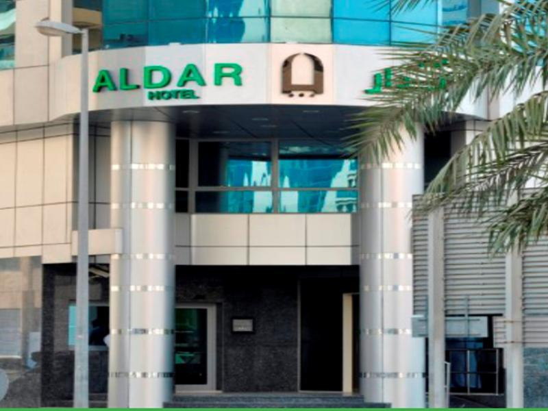 Aldar Hotel - Hotels and Accommodation in United Arab Emirates, Middle East
