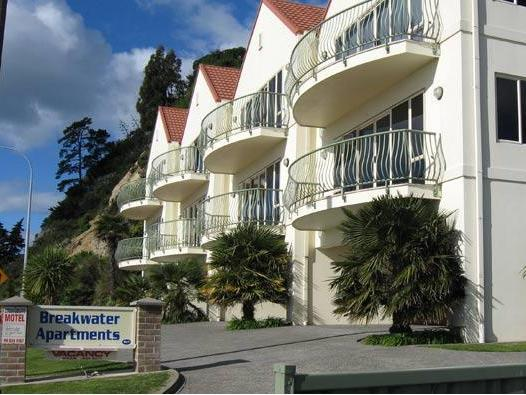 Breakwater Apartments - Hotels and Accommodation in New Zealand, Pacific Ocean And Australia