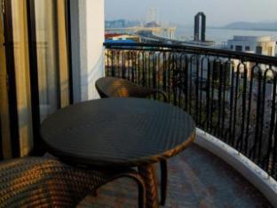Pousada De Sao Tiago Hotel Makau - Balkon/Teras