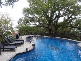 聖地牙哥古堡酒店 澳門 - 游泳池