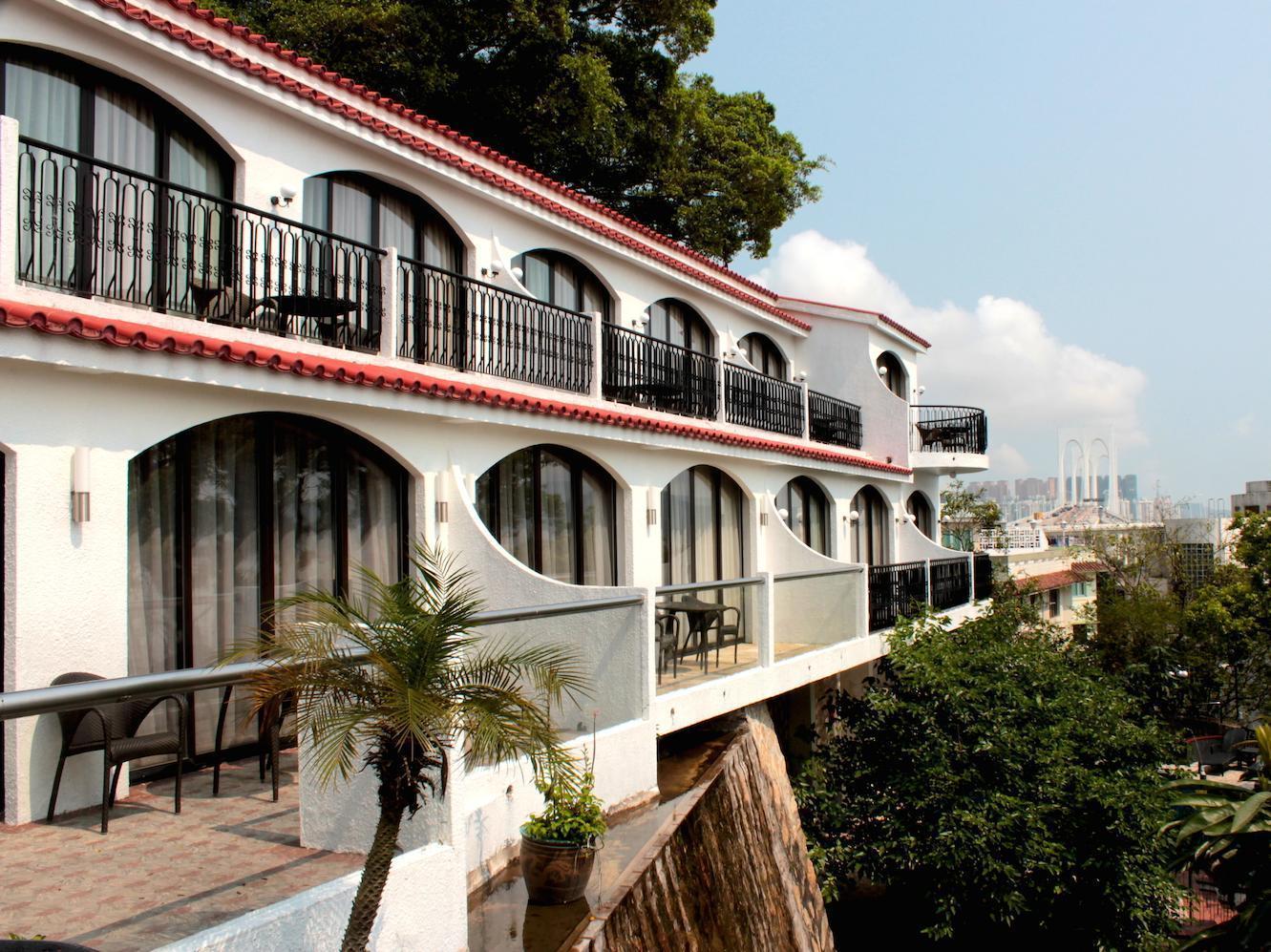 聖地牙哥古堡酒店 澳門