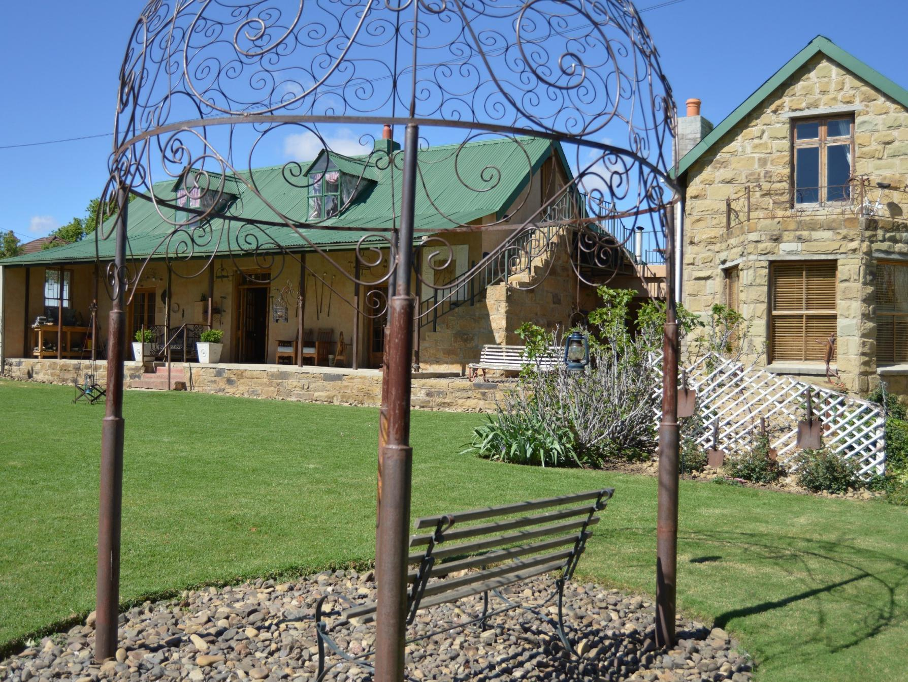 De Oude Huize Yard Bed & Breakfast - Harrismith