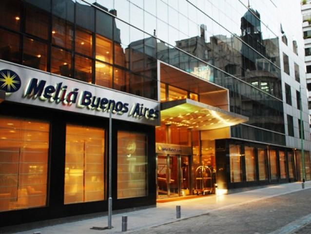 Melia Buenos Aires Hotel Buenos Aires - Exterior