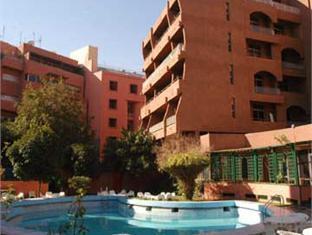 Hotel Agdal Marrakesh - A szálloda kívülről