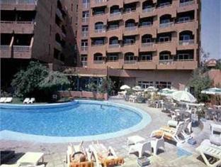 Hotel Agdal Marrakesh - Uszoda