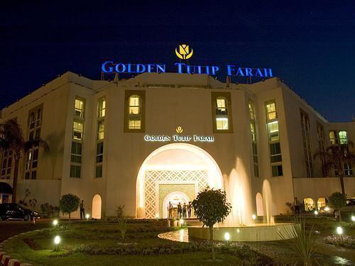 Golden Tulip Farah Rabat Hotel