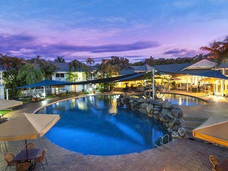 Novotel Palm Cove Hotel - Hotell och Boende i Australien , Cairns