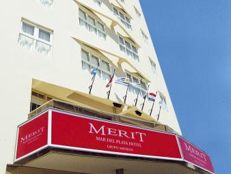 Mérit Mar del Plata - Hotels and Accommodation in Argentina, South America