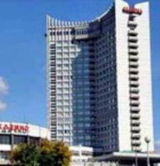 ベラルーシ ホテルの外観