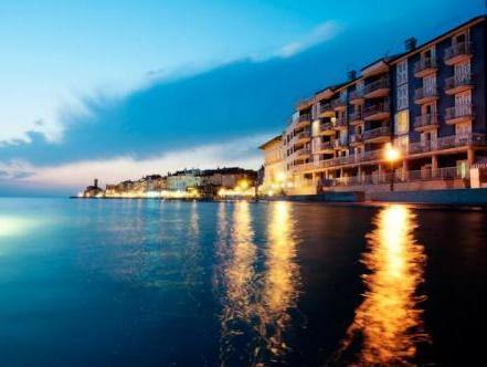 Piran Hotel Hotels And Accommodation In Slovenia Europe