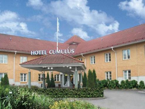 Cumulus Kotka Hotel Kotka - Hotel z zewnątrz