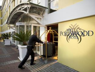 The Portswood Hotel Cape Town - Hotel Entrance