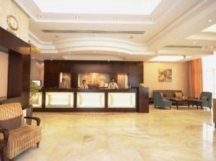 Sands Hotel Abu Dhabi Abu Dhabi - Reception Desk