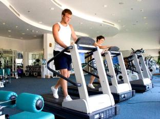 Al Hamra Fort Hotel and Beach Resort Ras Al Khaimah - Gym