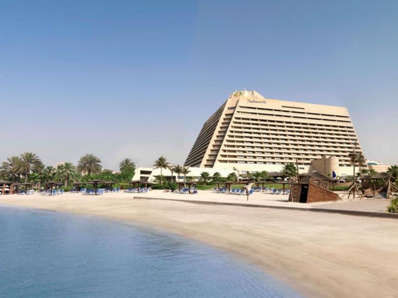 Radisson Blu Resort Sharjah - Hotels and Accommodation in United Arab Emirates, Middle East