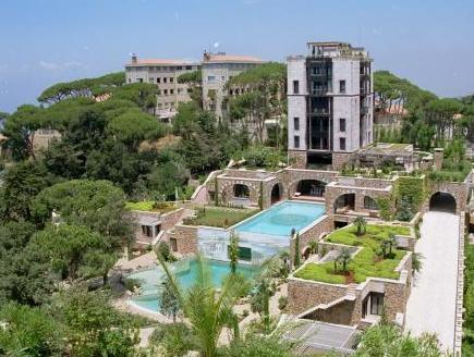 Grand Hills, a Luxury Collection Hotel & Spa - Hotels and Accommodation in Lebanon, Middle East