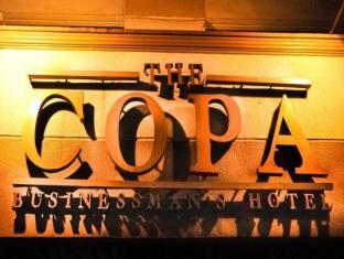 Copa Businessman Hotel Manila - Exterior