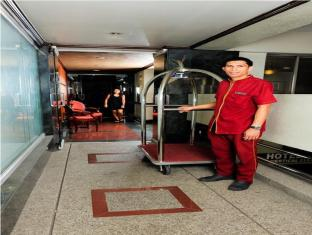 Copa Businessman Hotel Manila - Coffee Shop/Cafe