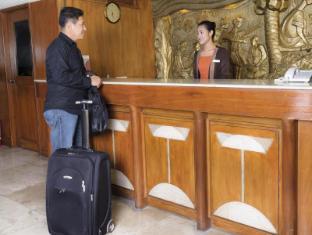 Copacabana Apartment Hotel Manila - Reception