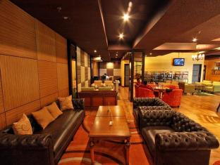 Hotel Rembrandt Quezon City Manila - Restaurant