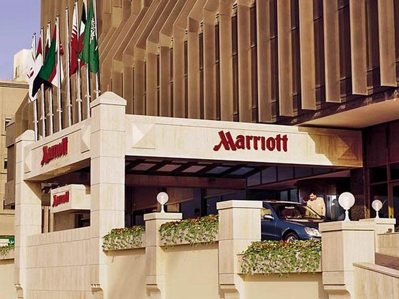 Jeddah Marriott Hotel - Hotels and Accommodation in Saudi Arabia, Middle East