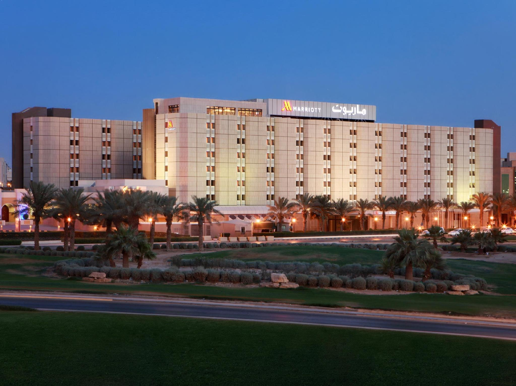 Riyadh Marriott Hotel - Hotels and Accommodation in Saudi Arabia, Middle East