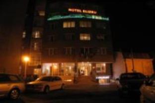 エリゼウ ホテルの外観