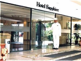Hotel Sapphire Colombo - Entrance