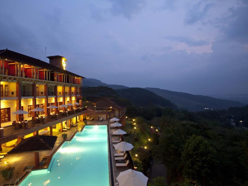 康提阿马雅山酒店