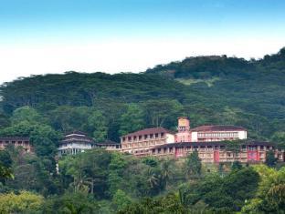 Amaya Hills Hotel Kandy Kandy - View of Amaya Hills through the mountain ranges