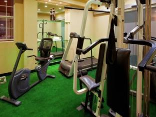 Holiday Inn Mexico Zocalo Hotel Mexico City - Fitness Room
