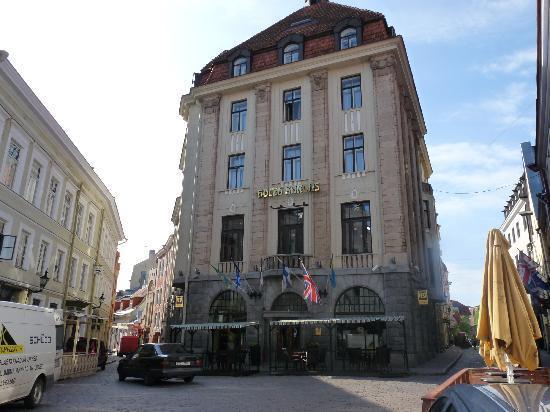 Barons Boutique Hotel Tallinn تالين - المظهر الخارجي للفندق