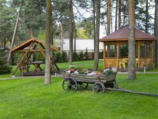 Hotel Dzingel Tallinn - Giardino