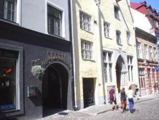 Boutique Old Town Maestro's Hotel טלין - בית המלון מבחוץ