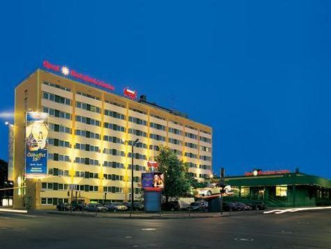 Reval Park Hotel and Casino טלין - בית המלון מבחוץ