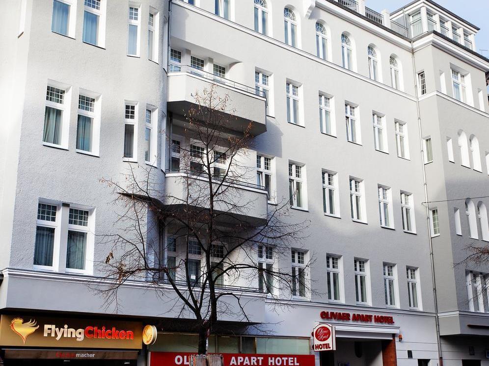 Olivaer Apart Hotel am Kurfuerstendamm - Hotell och Boende i Tyskland i Europa