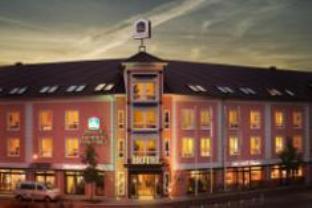 Best Western Premier Airporthotel Fontane Berlin - Hotell och Boende i Tyskland i Europa