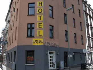 アパダナ ホテル