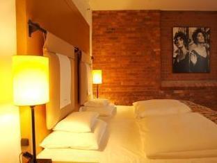 Gastwerk Hotel Hamburg - Guest Room