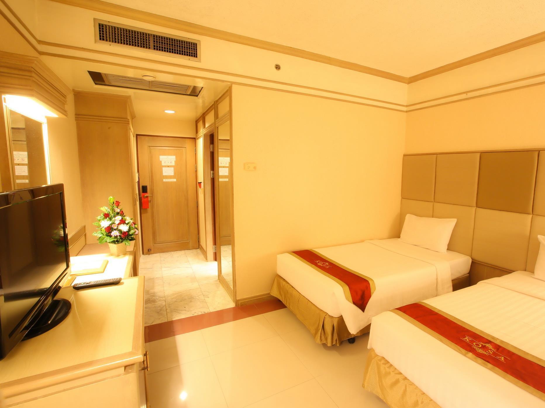 コサ ホテル3