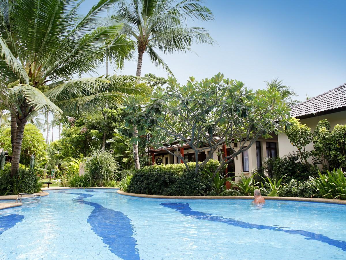 Hotell Baan Chaweng Beach Resort   Spa i , Samui. Klicka för att läsa mer och skicka bokningsförfrågan