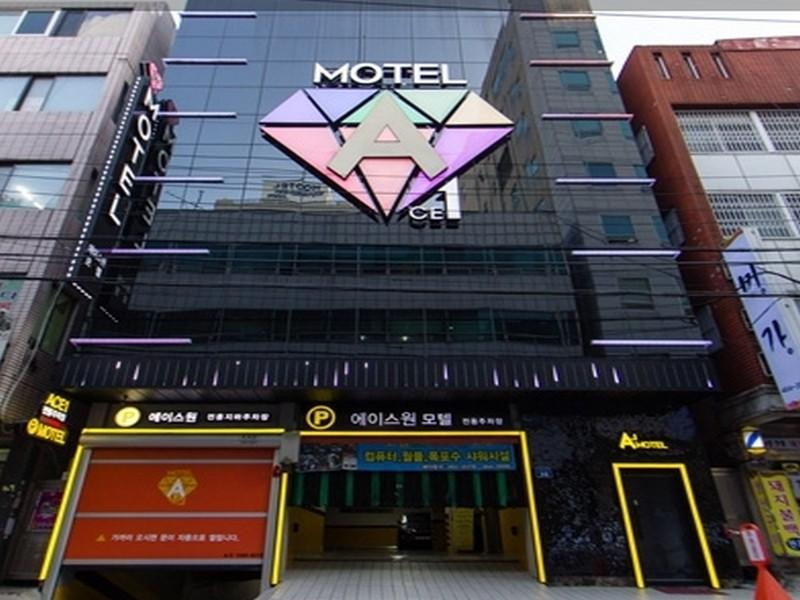 Ace 1 Motel - Hotels and Accommodation in South Korea, Asia