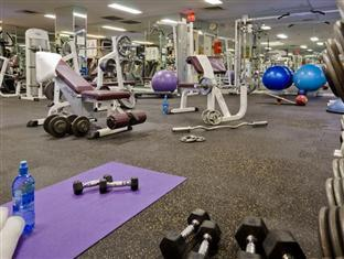 Sutton Place Hotel Vancouver (BC) - Fitness Room