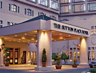 Sutton Place Hotel Vancouver (BC) - zunanjost hotela