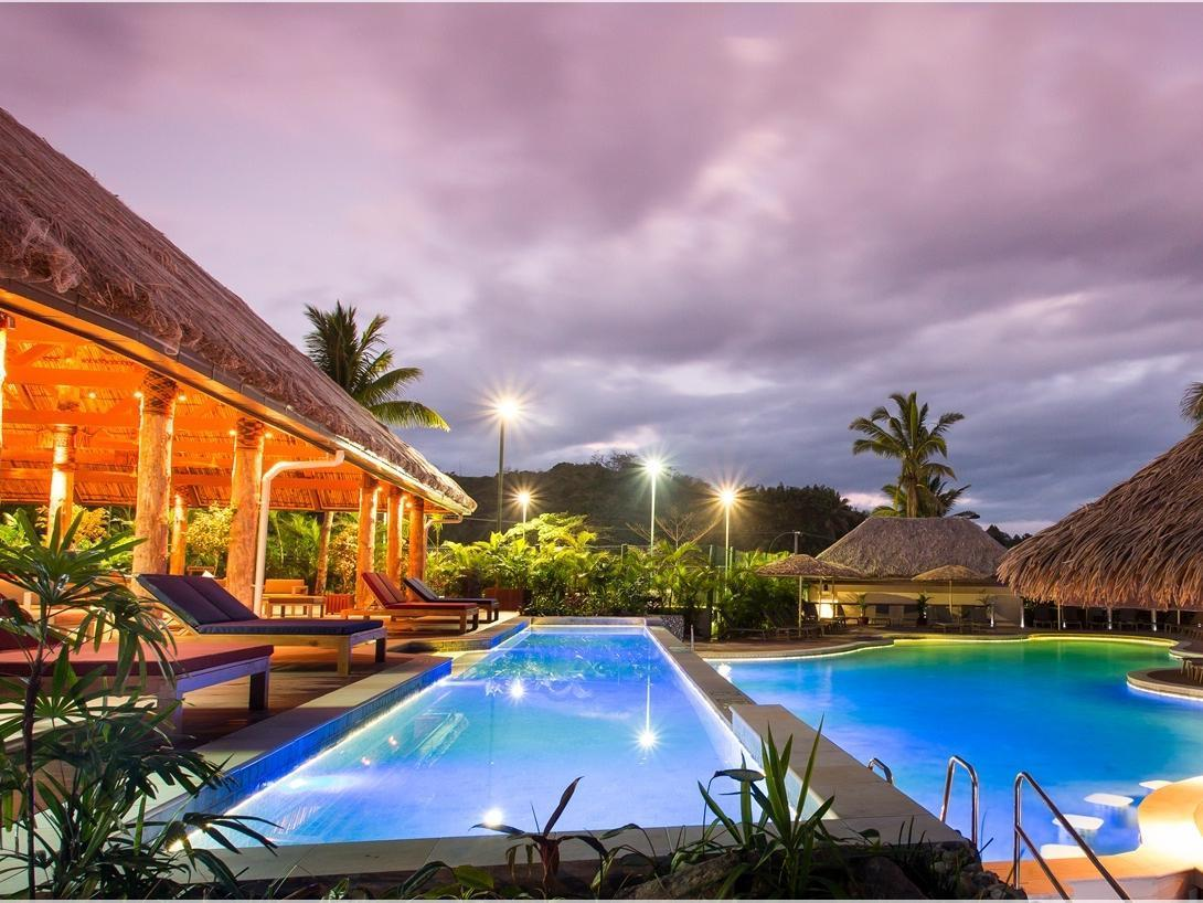 Outrigger Fiji Beach Resort - Hotels and Accommodation in Fiji, Pacific Ocean And Australia