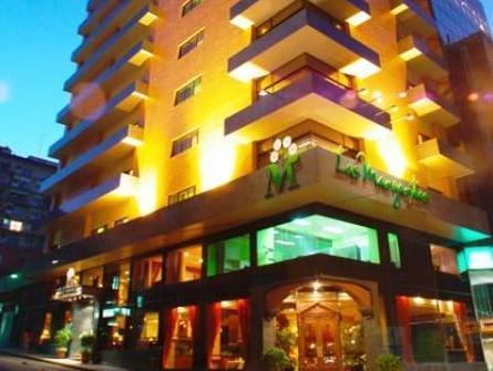 Hotel Las Margaritas - Hotell och Boende i Paraguay i Sydamerika