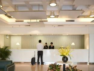 The Anne Black – YWCA Hotel Hong Kong - Resepsiyon