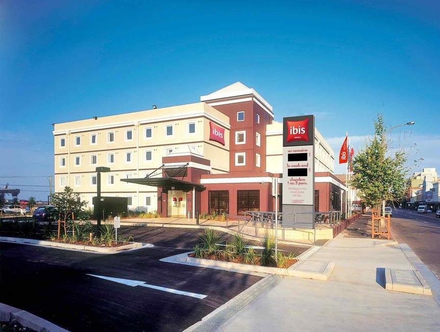 Hotel Ibis Newcastle - Hotell och Boende i Australien , Newcastle